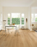 Natural Varnished Oak Laminate Flooring - Impressive Laminate Floor Range