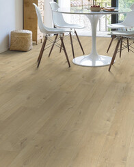 Soft Oak Medium Laminate Flooring - Impressive Laminate Floor Range