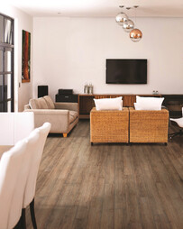 Sandy Ridge Waterproof Flooring - EverWood Premier Floor Range