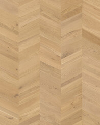 Granola Oak Extra Matt - Intenso Chevron Wood Flooring